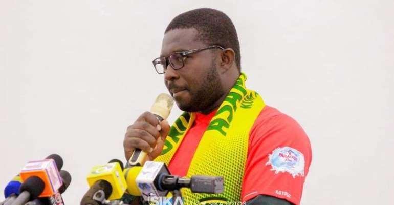 Administrator Nana Yaw Amponsah exonerated to keep his job as Asante Kotoko CEO after DC ruling
