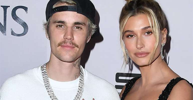 Justin Bieber & wife Hailey