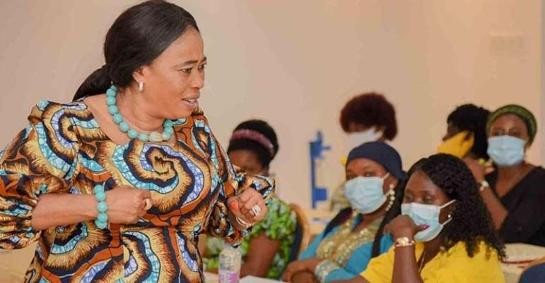 Kate Gyamfua calls for collaboration among women to achieve SDG 5
