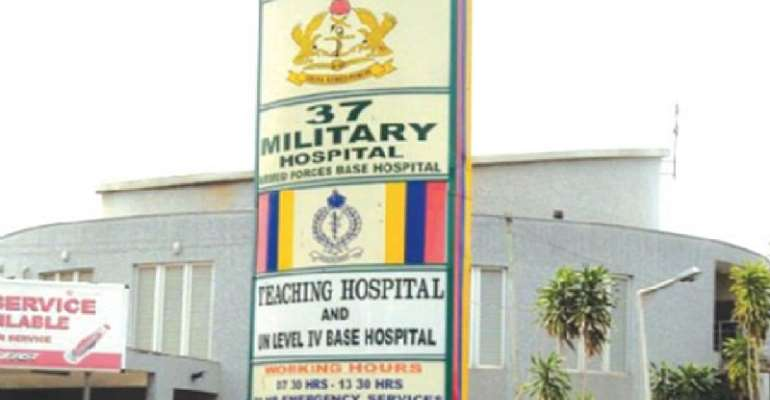 Court orders 37 Military Hospital to pay over GHS1M for woman's death at childbirth