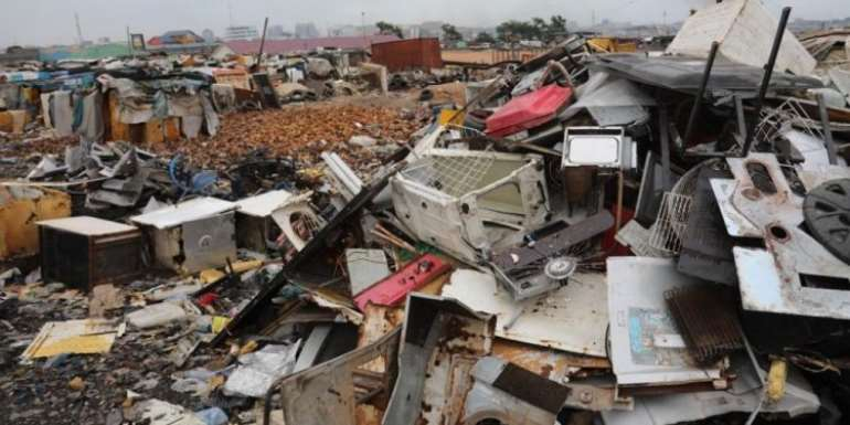 E-waste won't be permitted at scrap dealers' new site at Teacher Mante – EPA warns