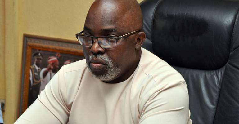 Court Orders The Arrest Of NFF President Amaju Pinnick In Alleged $8.4m Fraud