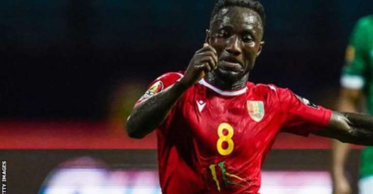 AFCON 2019: Guinea's Naby Keita Flies To Liverpool For Treatment