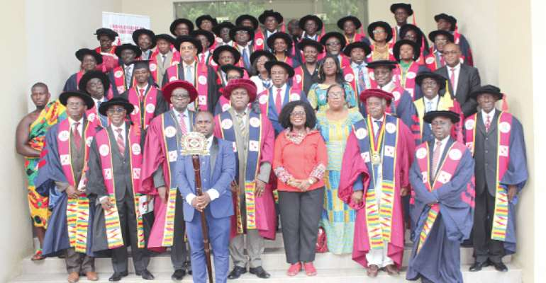 Train more specialist pharmacists – Dr Kwaku Agyeman-Manu