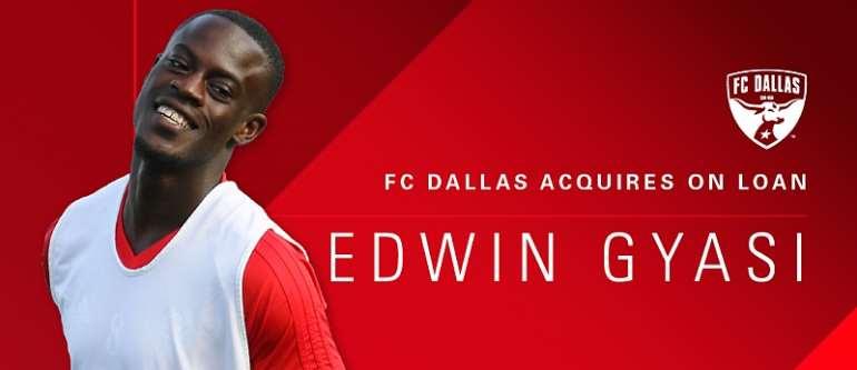 FC Dallas Signs Ghanaian Winger Edwin Gyasi On Loan From CSKA Sofia