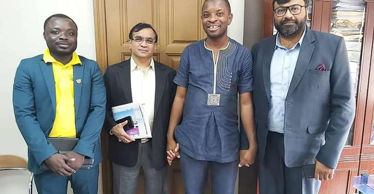 NEIP Engages Indian Investors to invest in Ghana