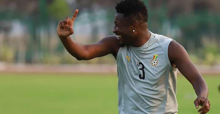 AFCON 2019: Kwesi Appiah Drops Asamoah Gyan In Black Stars Line Up Against Guinea Bissau