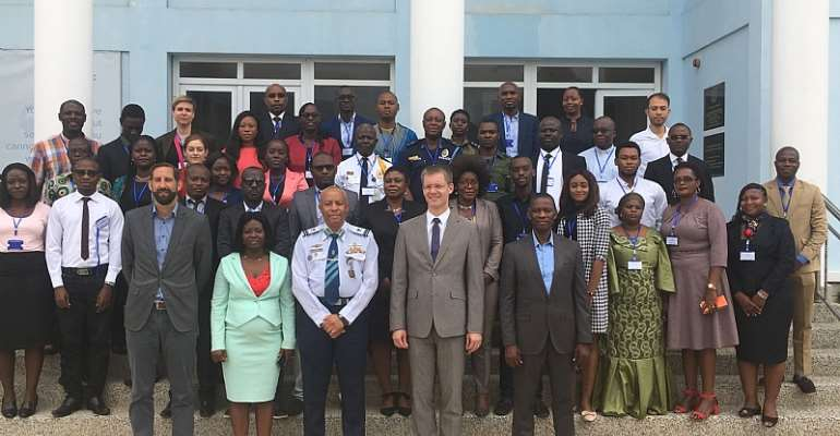 """""""Share Ideas In Conflict Prevention For The African Continent"""""""