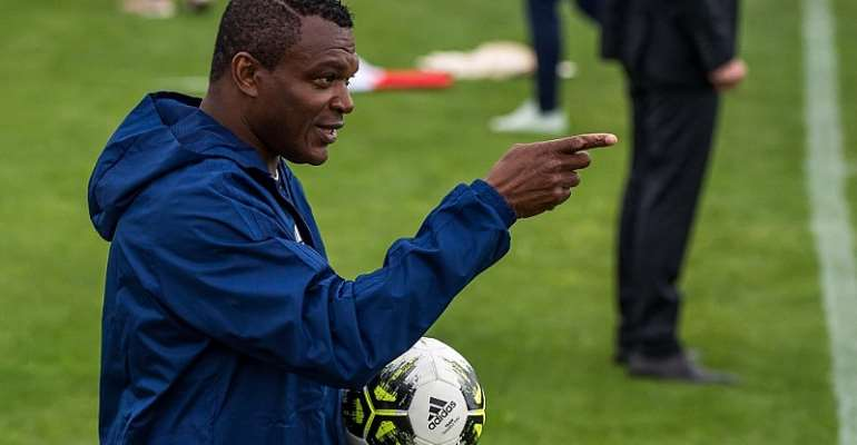 I Am Ready To Serve Kotoko But ... - Marcel Desailly