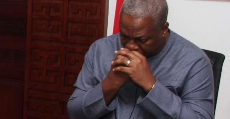 Sir John Was A Feisty, Intriguing Politician ― Mahama Mourns