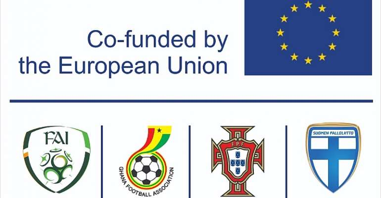 GFA Partner FA's of Ireland, Portugal & Finland For EU Funded Project