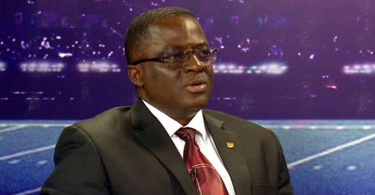 GOC Not Responsible For Funding Athletes To Competitions - Ben Nunoo Mensah