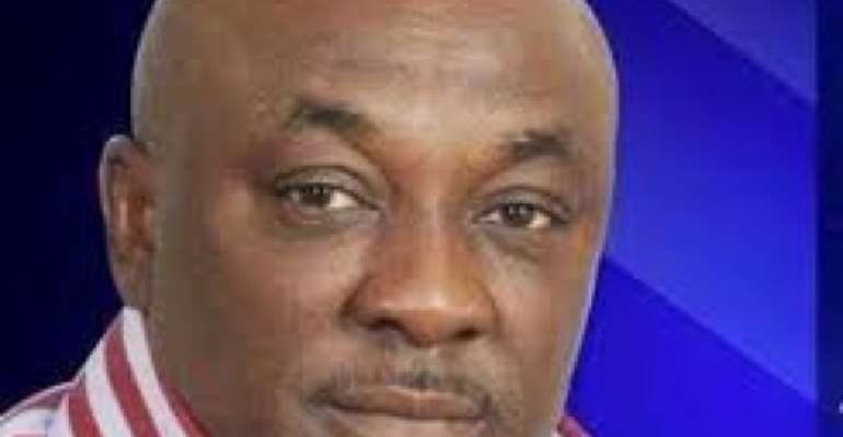Covid-19 Tag On Carlos Ahenkorah An Assumption — NPP Chairman