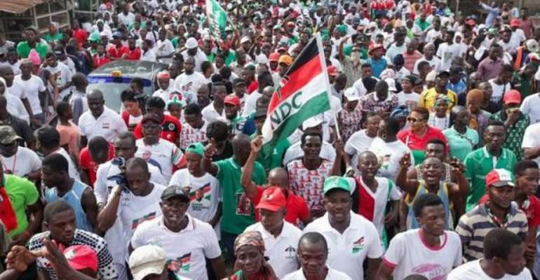 JUST IN: NDC's March for Justice to go ahead as planned after meeting IGP