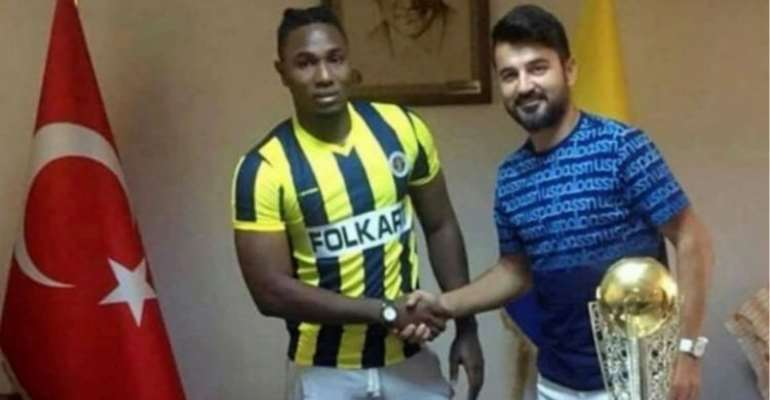 The Gambian Footballer Signed And Sacked In A Day
