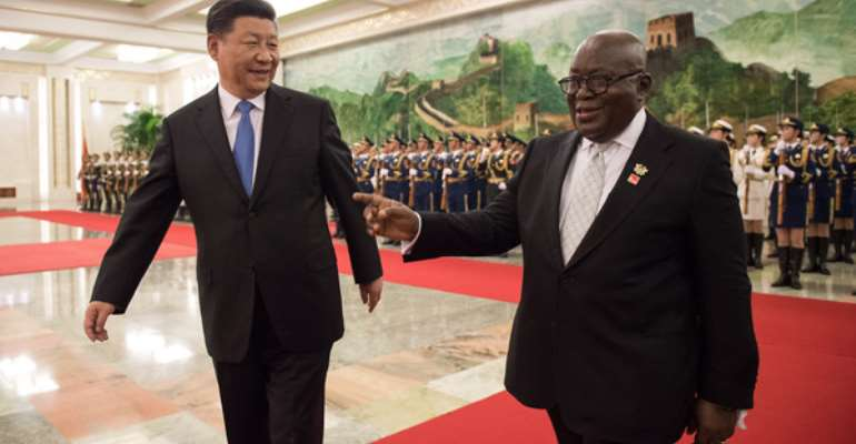 Chinese Are Restricting Global Investment. What Does it Mean to Africa?