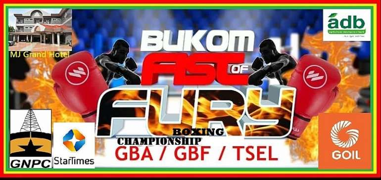 Bukom Fist of Fury Boxing Brings Excitement To Osu