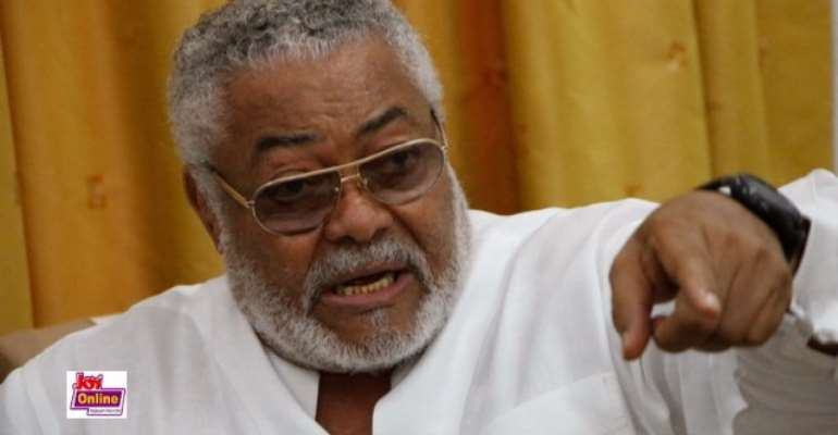 Former President Rawlings' comments come in the wake of a warning by the Minister of Environment, Science, Technology and Innovation, Professor Kwabena Frimpong Boateng, that there will be disastrous health consequences if farmers continue to indiscrimi
