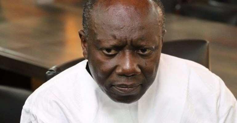 Ken Ofori-Atta is the Finance Minister