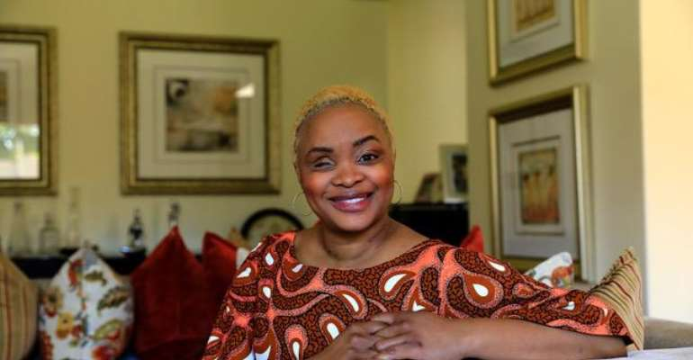 #Justice4AllWomxn: Nelson Mandela's Stepdaughter Leading The Fight Against Sexual And Gender-Based Violence In Africa
