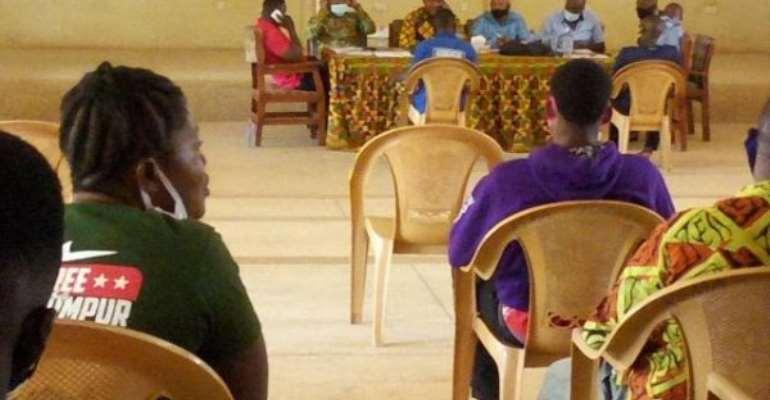 Voter Registration: 133 Challenged In Ketu South