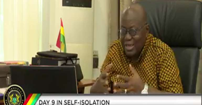 Some Takeaways Of Akufo-Addo's Virtual Meeting With NPP Communication Team