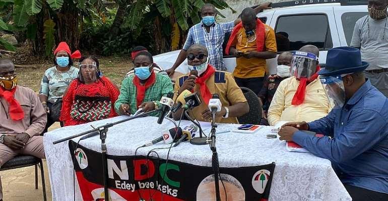 W/R: Call Your Goons To Order Or We'll Retaliate – NDC Warns Catherine Afeku
