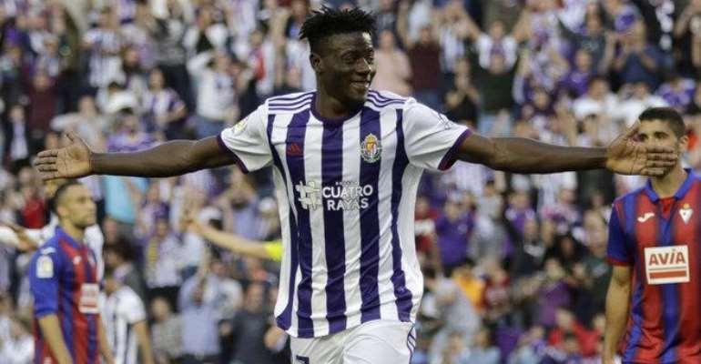 Promising Defender Mohammed Salisu Named In La Liga Breakthrough XI Of The Season