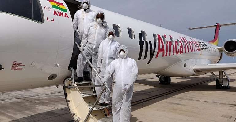 AWA defers release of commercial flight schedule to Ho Airport