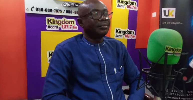 Aowin MP slams Akufo-Addo over rising insecurity in Ghana