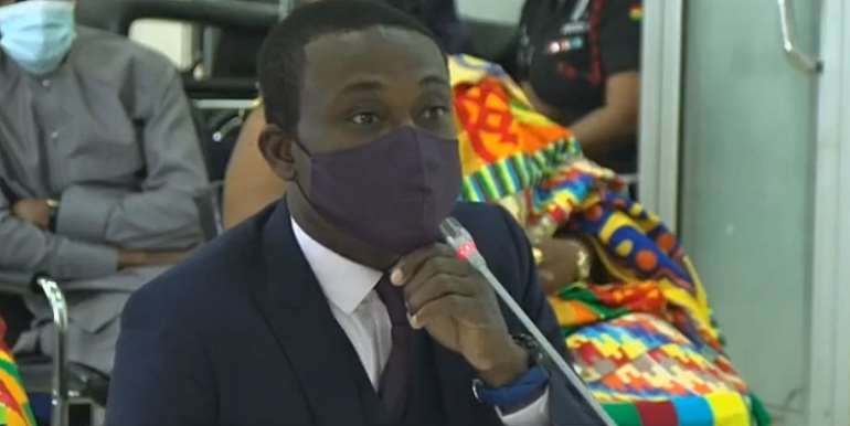 I'll use 'Anas principle', investigative journalists in my work as Special Prosecutor –  Kissi Agyebeng