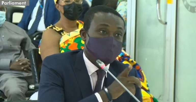 'I'll only resign if it becomes so unbearable' – Kissi Agyebeng