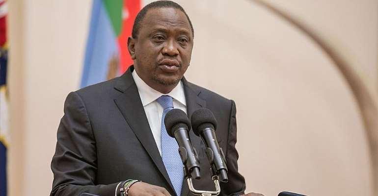 President Kenyatta Launches Youth Army To Fight Malaria In Kenya