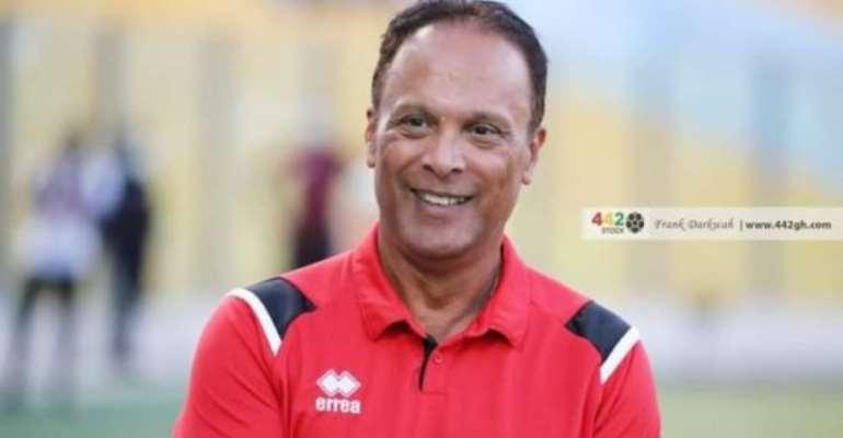 We appointed Mariano Barreto to manage players egos, says Asante Kotoko CEO Nana Yaw Amponsah