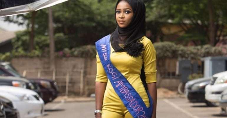 Miss Kogi Ambassador Jameela Abdulkareem Releases Photos As She Set To Launch Anti - Drug Program