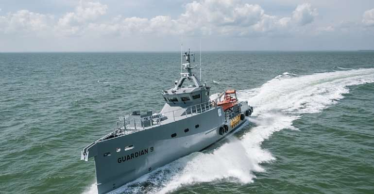 Homeland Integrated Offshore Services Receives Two More Damen FCS 3307 Patrol Vessels