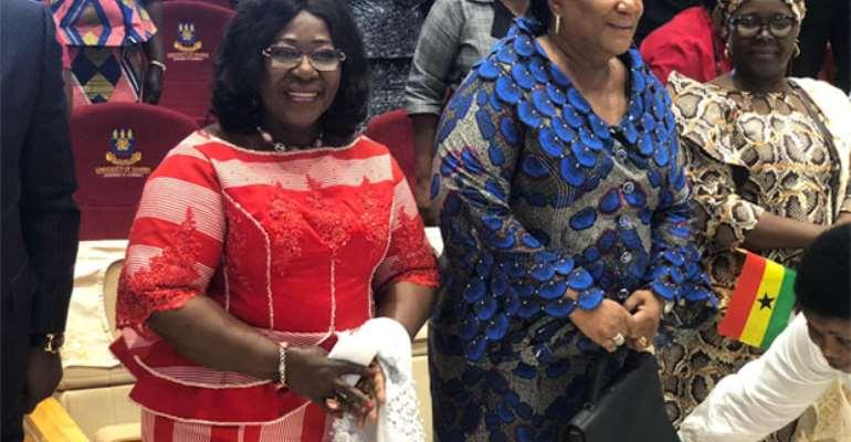 Reappointment of Akosua Frema Osei-Opare, a victory for women