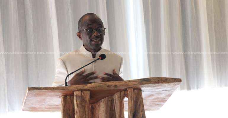 I Will Accept Request To Be Mahama's Running Mate – Mosquito