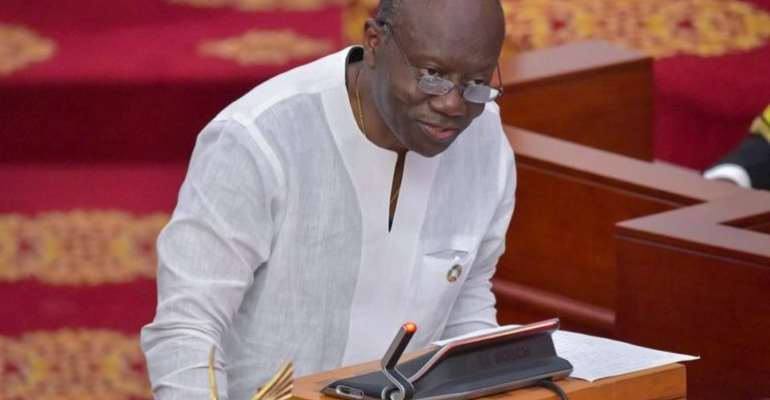 Mid-Year Budget: We're Not Daunted By COVID-19 Impact – Ofori-Atta