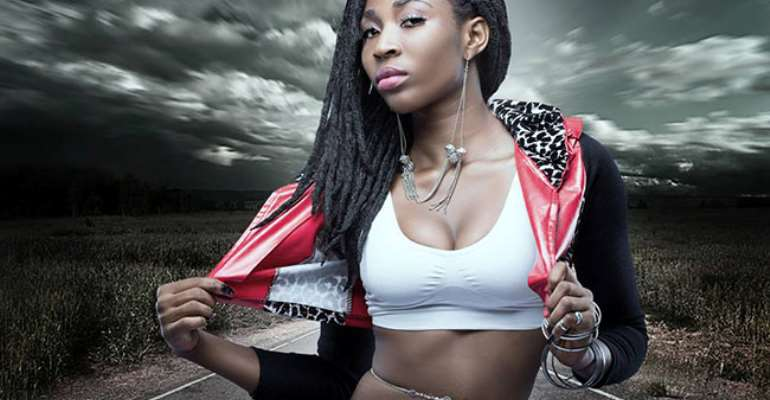 Ghanaian Media Only Promote Male Artistes — AK Songstress