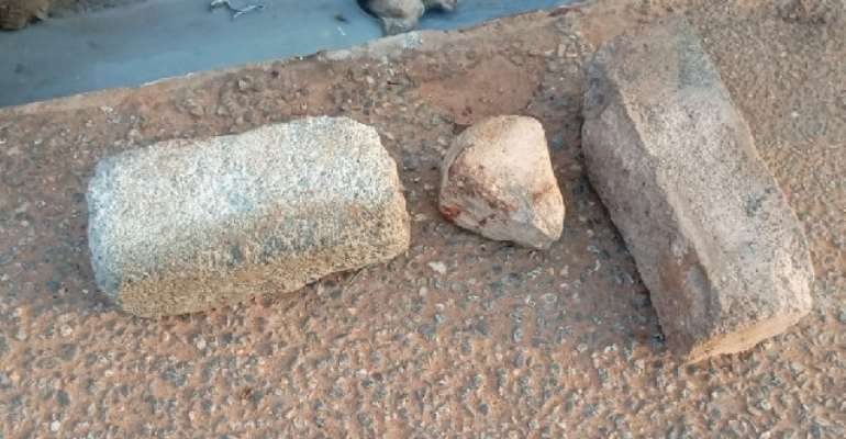 Man lynched at Ofankor for allegedly stealing scrap metals