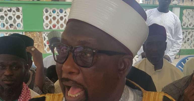 Ashanti Regional Chief Imam Sheikh Abdul Mumin Haroun
