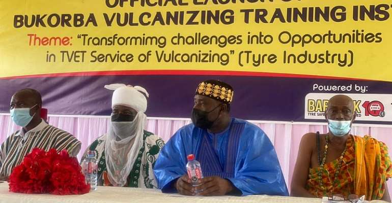 First Private Vulcanizing Institute launched