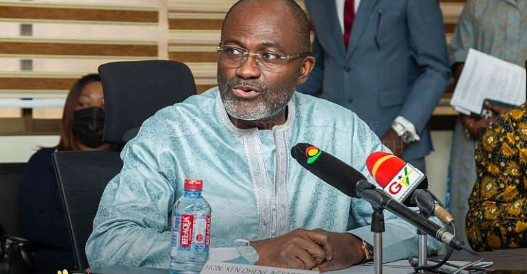 Friends of 'Okatakyie' Ken Agyapong commends gov't after Ghana Gas appointment