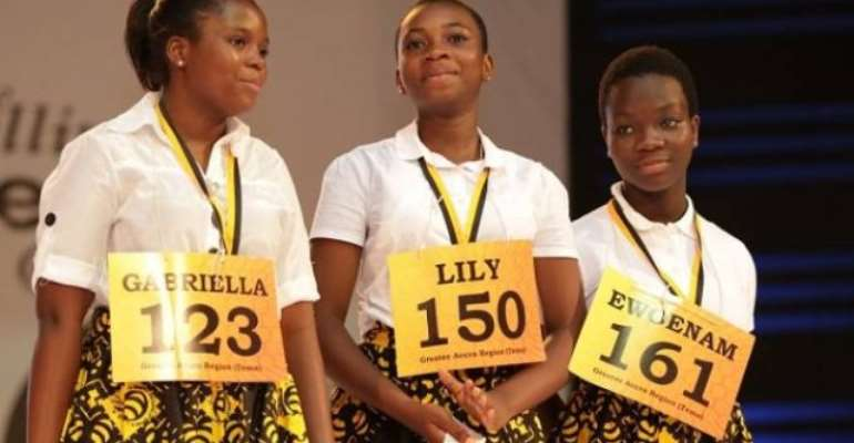 Spelling Bee goes local: Dagbani is just a start