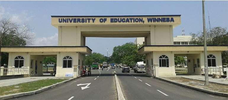 The Staggering And Meanderings Of Avea Nsoh And Kaakyire At The University Of Education, Winneba (UEW)