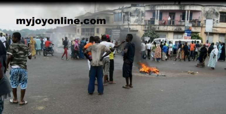 Did The Seven Manso Nkwanta Robbery Suspects Shoot At Close Range?