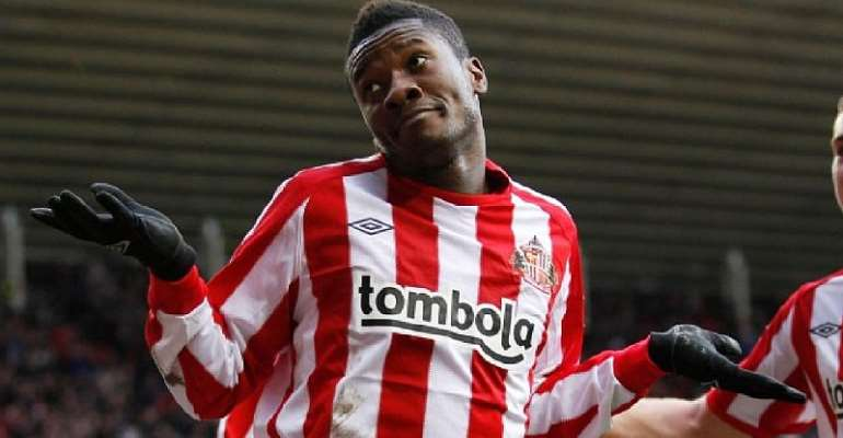 Former Sunderland Chief Reveals What Triggered Asamoah Gyan's Shocking Exit From The Club