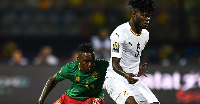 Thomas Partey Named Among Top Flops In 2019 AFCON