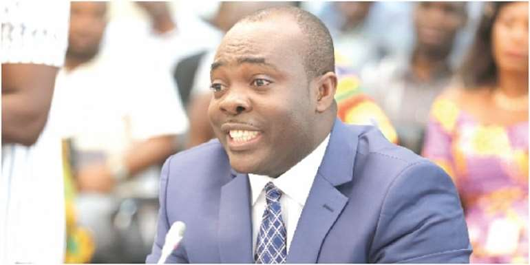 Sports Minister Reveals How Ghana Spent $4.5m At AFCON 2019